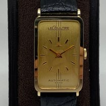 Jaeger-LeCoultre Yellow gold Automatic 7558 pre-owned