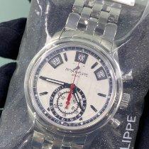 Patek Philippe 5960/1A-001 Steel 2015 Annual Calendar Chronograph 40.5mm new