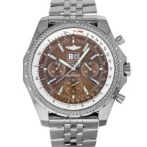 Breitling Bentley 6.75 Steel 48mm Brown No numerals United States of America, Maryland, Baltimore, MD