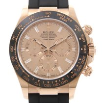 Rolex Automatic Purple 40mm pre-owned Daytona