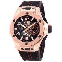 Hublot Big Bang Ferrari new Automatic Chronograph Watch with original box and original papers 402.OX.0138.WR