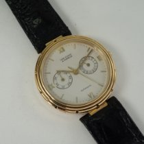Van Cleef & Arpels Yellow gold 36mm Automatic pre-owned United States of America, Texas, Houston