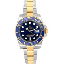 Rolex Submariner Date Gold/Steel 40mm Blue United States of America, California, Los Angeles