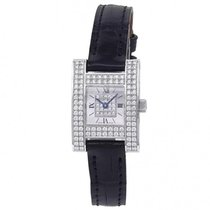 Chopard Your Hour pre-owned 19mm Mother of pearl Leather
