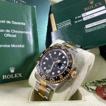 Rolex GMT-Master II Acero y oro 40mm Negro Sin cifras España, Malaga