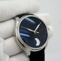 H.Moser & Cie. Endeavour Azul