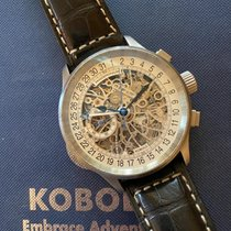 Kobold Steel 43.5mm Automatic KD 980014 pre-owned United States of America, Ohio, Columbus
