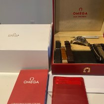 Omega 234.10.39.20.01.001 Steel 2017 Seamaster 300 39mm pre-owned