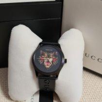 Gucci G-Timeless Acero 38mm Negro Sin cifras España, Santa perpetua de mogoda