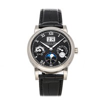 A. Lange & Söhne White gold 38.5mm Automatic 310.026 pre-owned United States of America, Pennsylvania, Bala Cynwyd