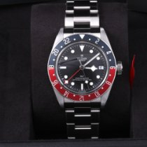 Tudor Black Bay GMT Steel 41mm Black No numerals United States of America, California, Los Angeles