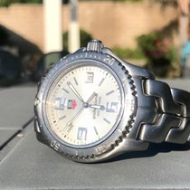 TAG Heuer Link Quartz Steel Silver United States of America, California, Valencia