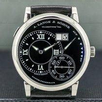A. Lange & Söhne Grand Lange 1 White gold Black United States of America, Massachusetts, Boston