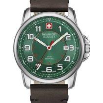 Swiss Military Acero 43mm Cuarzo 06-4330.04.006 nuevo