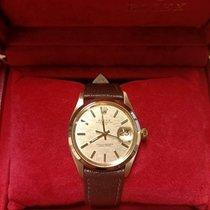 Rolex 1503 Nienoszony Żółte złoto 36mm Automatyczny