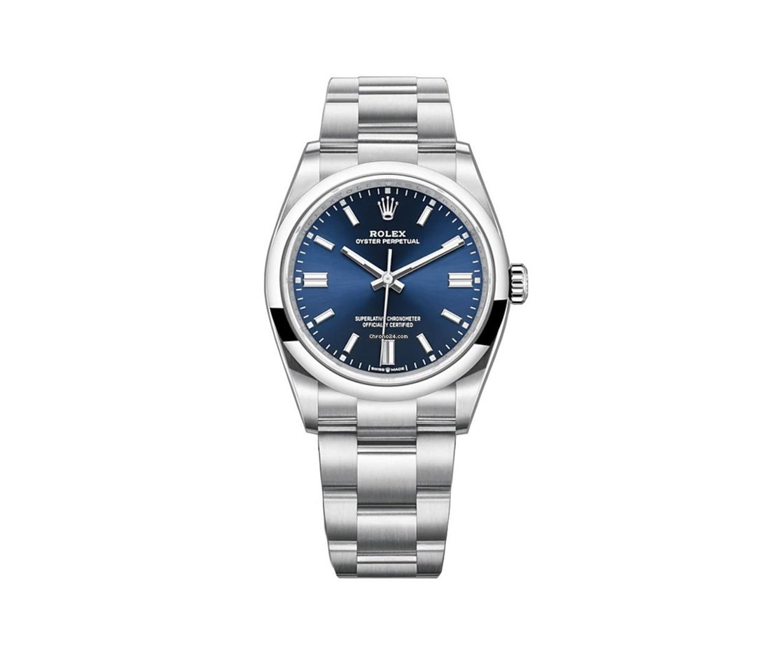 Rolex Oyster Perpetual 126000 new