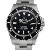 Rolex Submariner (No Date) Steel 41mm Black United States of America, New York, New York