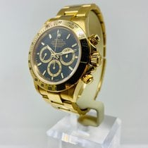 Rolex 16528 Yellow gold 1992 Daytona 40mm pre-owned