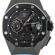 Audemars Piguet Royal Oak Concept Титан 44mm Прозрачный