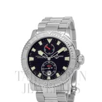 Ulysse Nardin Diver Chronometer Steel 43mm Black United States of America, New York, Hartsdale