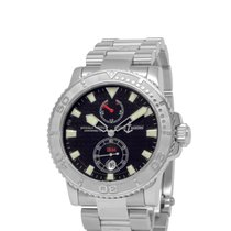 Ulysse Nardin Diver Chronometer Steel 43mm Black United States of America, New York, Hartsdale