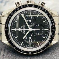 Omega Speedmaster Professional Moonwatch nuevo 2020 Cuerda manual Cronógrafo Reloj con estuche y documentos originales 311.30.42.30.01.006