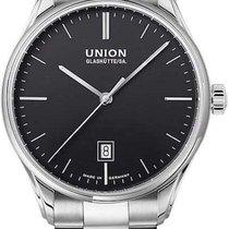 Union Glashütte Viro 41mm Black