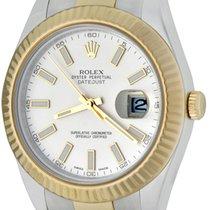 Rolex Datejust II Steel 41mm Champagne No numerals United States of America, Texas, Dallas