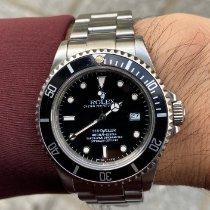 Rolex Sea-Dweller 4000 Acier 40mm Noir Sans chiffres France, paris