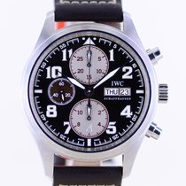 IWC IW371709 Steel 2008 Pilot Chronograph 42mm pre-owned