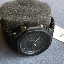 Casio G-Shock Carbon 48.5mm Black No numerals United States of America, Connecticut, Norwalk