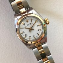 Rolex 6718 Acero 1977 Oyster Perpetual 26 26mm usados