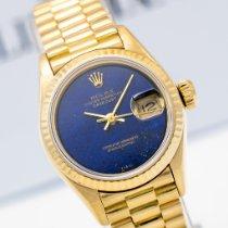 Rolex Lady-Datejust Or jaune 26mm Or Sans chiffres