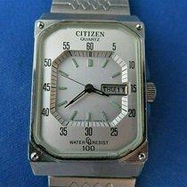 Citizen Parts/Accessories Men's watch/Unisex 254783985205 pre-owned Steel Silver