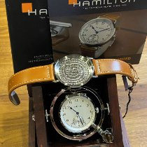 Hamilton Khaki Navy Pioneer new 2017 Watch with original box and original papers H78719553