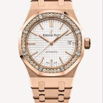 Audemars Piguet Rose gold 37mm Automatic 15451OR.ZZ.1256OR.01 new
