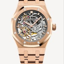 Audemars Piguet Rose gold 37mm Automatic 15467OR.OO.1256OR.01 new