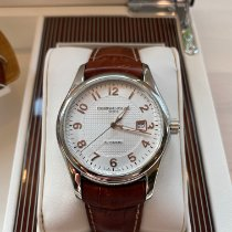 Frederique Constant Runabout Automatic Steel 43mm White United States of America, California, San Francisco