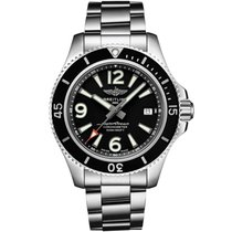 Breitling Steel 42mm Automatic A17366021B1A1 new