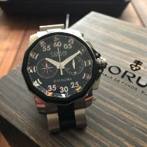 Corum Admiral's Cup Leap Second 48 usados 48mm Negro