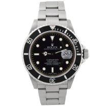 Rolex 16610 Steel Submariner Date 40mm pre-owned United States of America, California, Fullerton