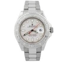 Rolex Yacht-Master 40 Steel 40mm Silver No numerals United States of America, California, Fullerton