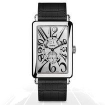 Franck Muller Steel Automatic White Arabic numerals 33mm new Long Island