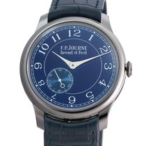 F.P.Journe 1304 CS 39 TA BL Tantal Souveraine 39mm gebraucht