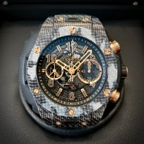 Hublot Big Bang Unico Kol 45mm Svart