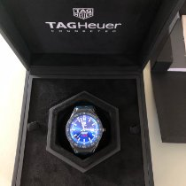 TAG Heuer Connected SBF8A8012.11FT6104 Хорошее Титан 45mm Кварцевые