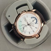 Frederique Constant Manufacture Classic Gold/Stahl 42mm Silber