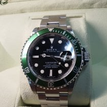 Rolex Submariner Date Steel Black No numerals Singapore, Singapore