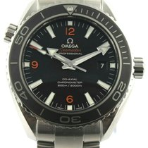 Omega Seamaster Planet Ocean Steel 46mm Arabic numerals United States of America, California, Simi Valley
