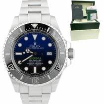 Rolex Steel Sea-Dweller Deepsea 44mm pre-owned United States of America, New York, Massapequa Park